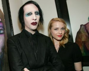 Artist Marilyn Manson Accused of Abuse by Former Longtime Girlfriend