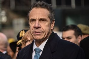 Time's Up – Time's Up Organization Calls For Investigation Into Cuomo For Sexual Misconduct