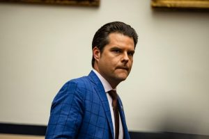 Rep. Matt Gaetz Under Investigation By Department of Justice Over Alleged Sexual Relationship With 17-Year-Old Girl