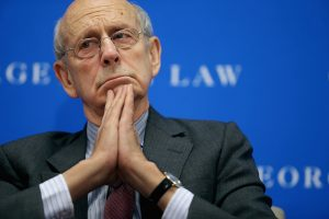 Liberal U.S. Supreme Court Justice Warns Democrats On Court Packing Plans