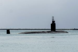 Third Sailor From Hawaii-Based Submarine Division Commits Suicide