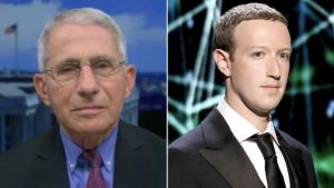 Busted – Facebook Plotted With Fauci To Silence Opposition To 'Official' Covid-19 Narrative