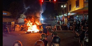 Portland Police Riot Squad Disbands After Indictment of Fellow Officer